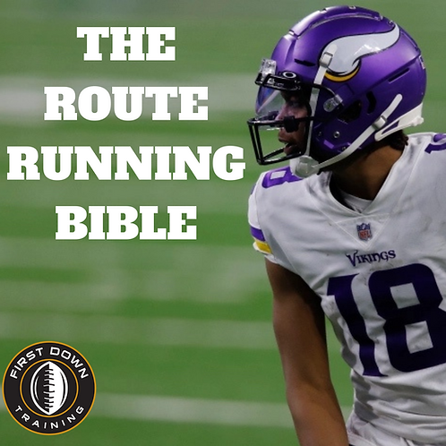 THE ROUTE RUNNING BIBLE