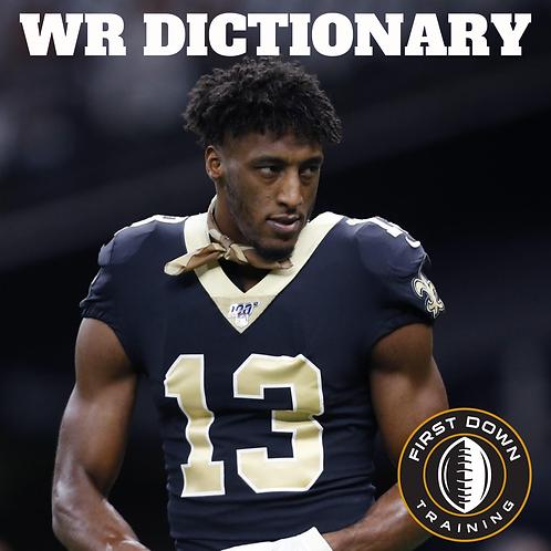 WR Dictionary