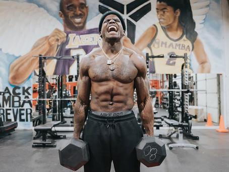 FREE WR Gym Workout #2