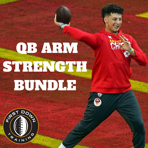 QB Arm Strength Bundle