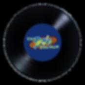 90's Brunch Logo Colour Circle record.pn