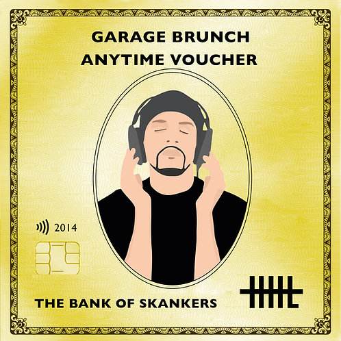 Garage Brunch Anytime Voucher