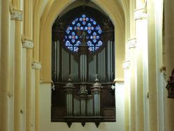 Grandes orgues François-Henri Clicquot (