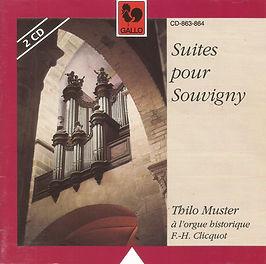 Suites pour Souvigny par Thilo Muster.jp