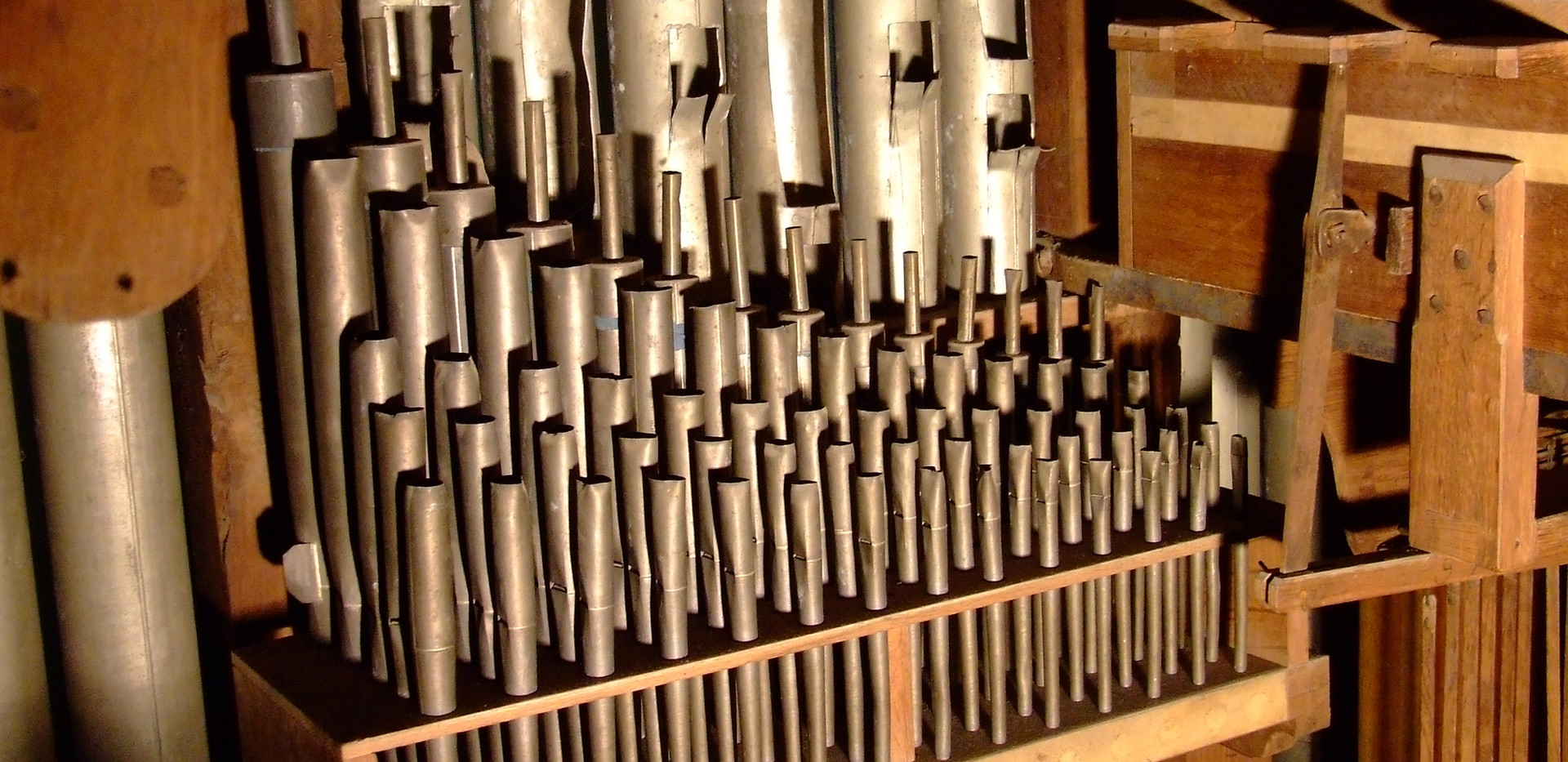 Cornet 5 rangs du Grand orgue