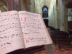 Antiphonaire de 1779 copié par les moine