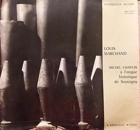Louis Marchand par Michel Chapuis pochet