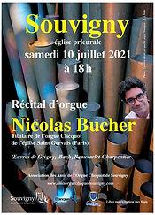 Affiche Photo Nicolas Bucher 10 juillet