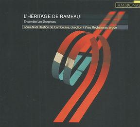L'héritage de Rameau par Yves Rechsteine