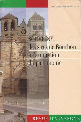 Souvigny, Revue d'Auvergne