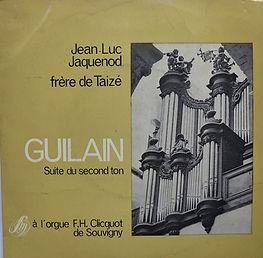 Jean-Adam Guilain par Jean-Luc Jaquenod.