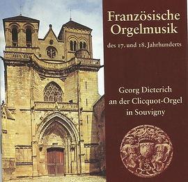 Französische Orgelmusik par Georg Dieter