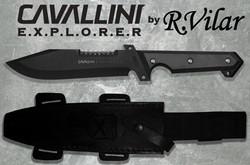 faca Cavallini Explorer