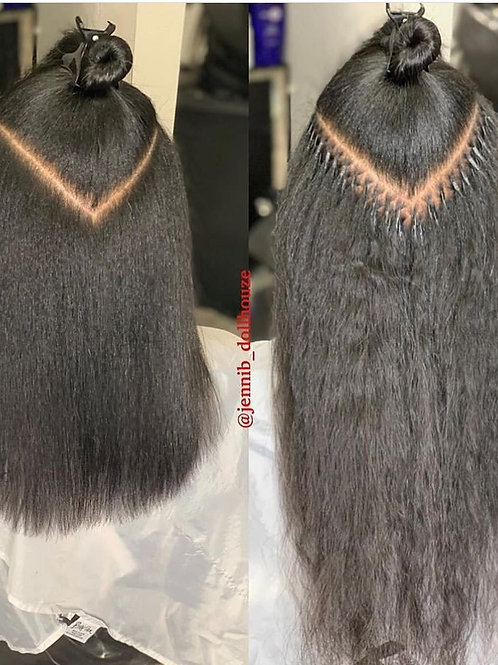 ONLINE Microlink Hair Extension Course