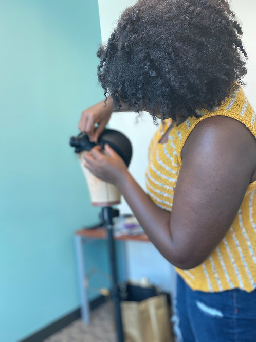 ONLINE Wig Making Course