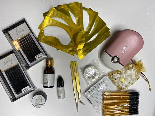 Silver Lash Kit