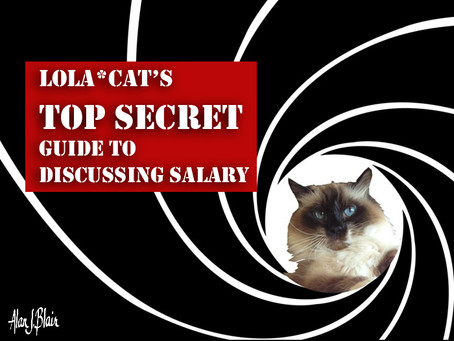 Lola's Top Secret Guide to Discussing Salary
