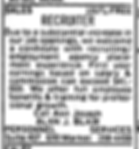 SFC Recruiter Ad Oct 19 1982.png