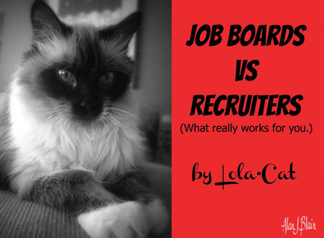 Job Board vs Recruiters