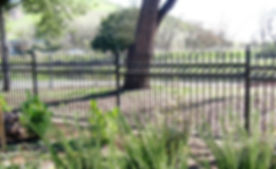 Custom fencing with circles and spears.jpg.jpg