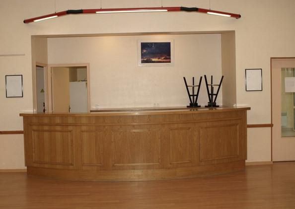 salle des fêtes interieur