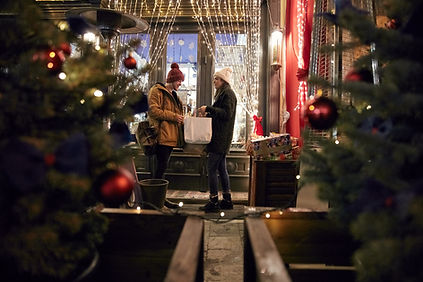 Zakupy na Boże Narodzenie