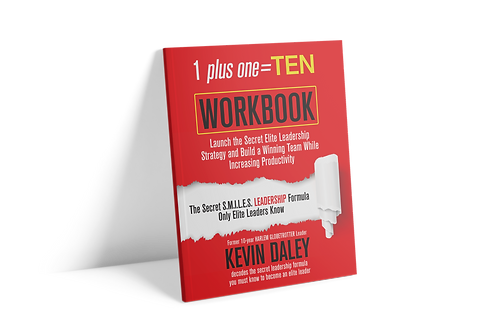 1 plus one = TEN WORKBOOK