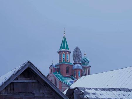 4. Un breve viaggio verso Kazan'