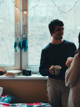 Ti invito a prendere un caffè al bar dopo la convivenza