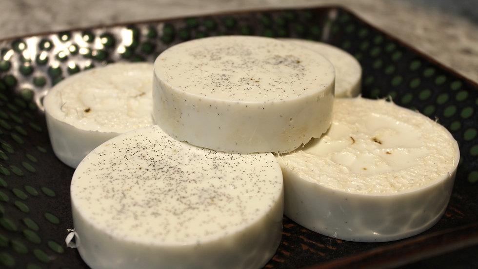 Vanilla Bean Luffa Soap