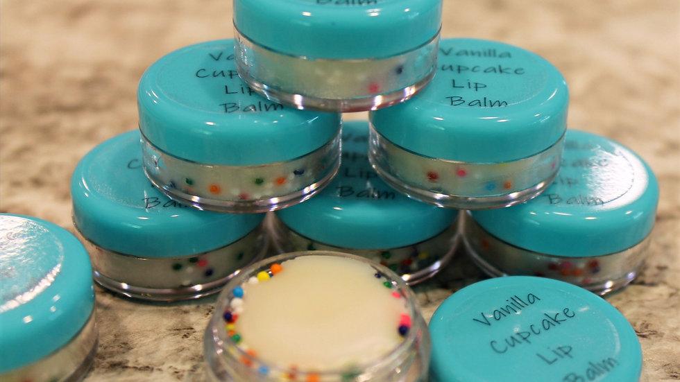 Vanilla Cupcake Lip Balm