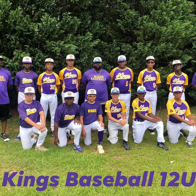 Kings Baseball Team Tournament Sponsor