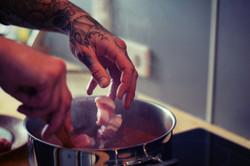 Sugobasis kochen