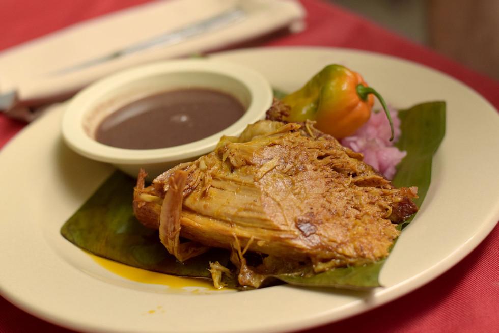 """""""Cochinita Pibil"""" – eine Pulled-Pork-Variante als yukatekisches Nationalgericht"""