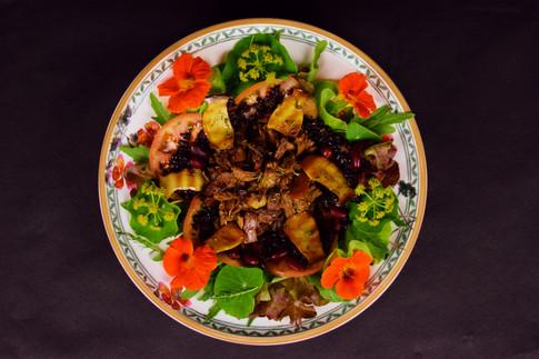 Pulled Turopolje Salat