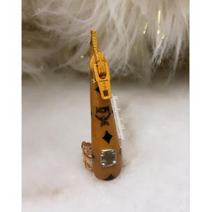 Mcmworld nail ring