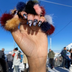 Fur Friendly Fingers