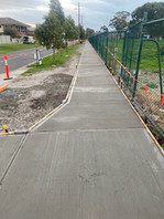 Footpath Construction