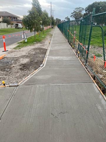 Footpath Construction