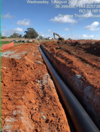 GMW Connections Project - Pipeline Insta