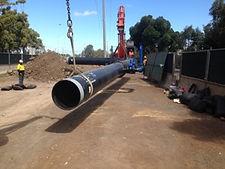 Water Pipeline