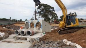 Wetland Construction, Creek Rehabilitati