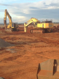 Woodlea Estate - Outfall Sewer Construct
