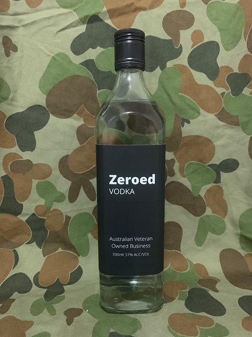 Zeroed Vodka