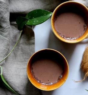 Terapeutyczny potencjał korzeni konopi + Przepis na konopne kakao