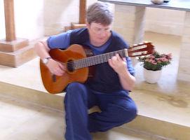 Classical Guitarist Jo, Composer, Teacher, Dorset, Sussex, Hampshire