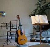 Individual guitar lessons.  Adult guitar lessons.  Guitar coaching on line. Guitar ensemble lessons. Online guitar tuition.  Online guitar teacher.