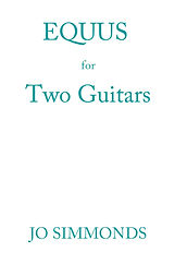 Guitar duet sheet music, intermediate, Jo Simmonds composer of guitar music Jo Simmonds guitarist, session musician, background music, cruises