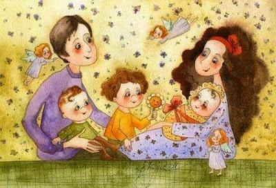 Это интересно...Пять типов семьи по Ведам