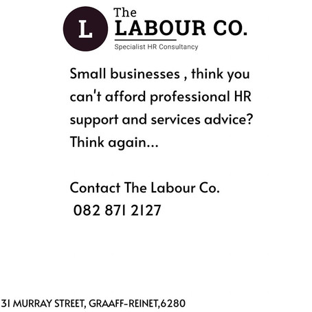 Think you can't afford professional HR support and service advice?